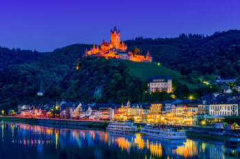 Cochem. All incl in der Partyhochburg. Mega Party im Moselstern