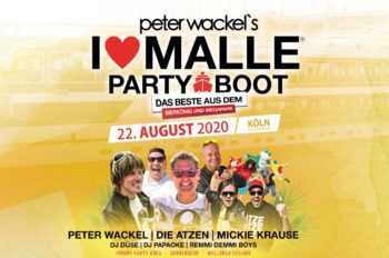 I Love Malle 2020 - Partyboot in Köln